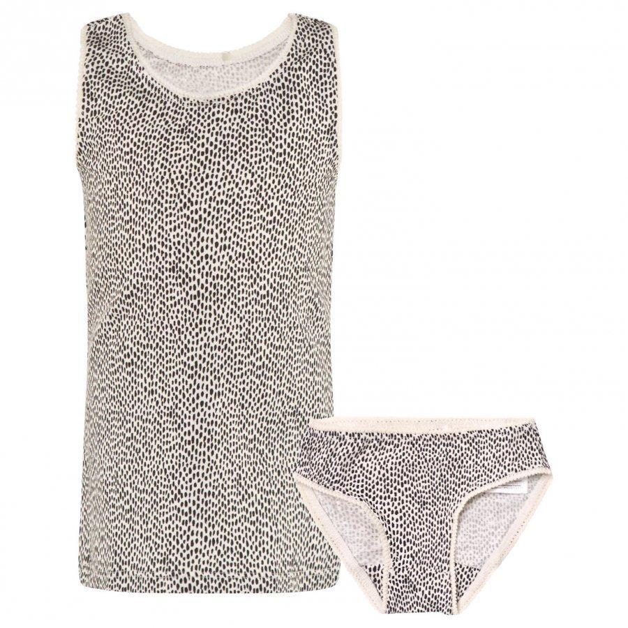 Soft Gallery Juliette Underwear Bridal Blush Aop Pebbles Pikkuhousut