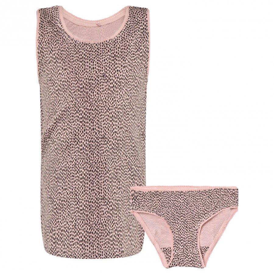 Soft Gallery Juliette Underwear Silver Pink Aop Pebbles Pikkuhousut
