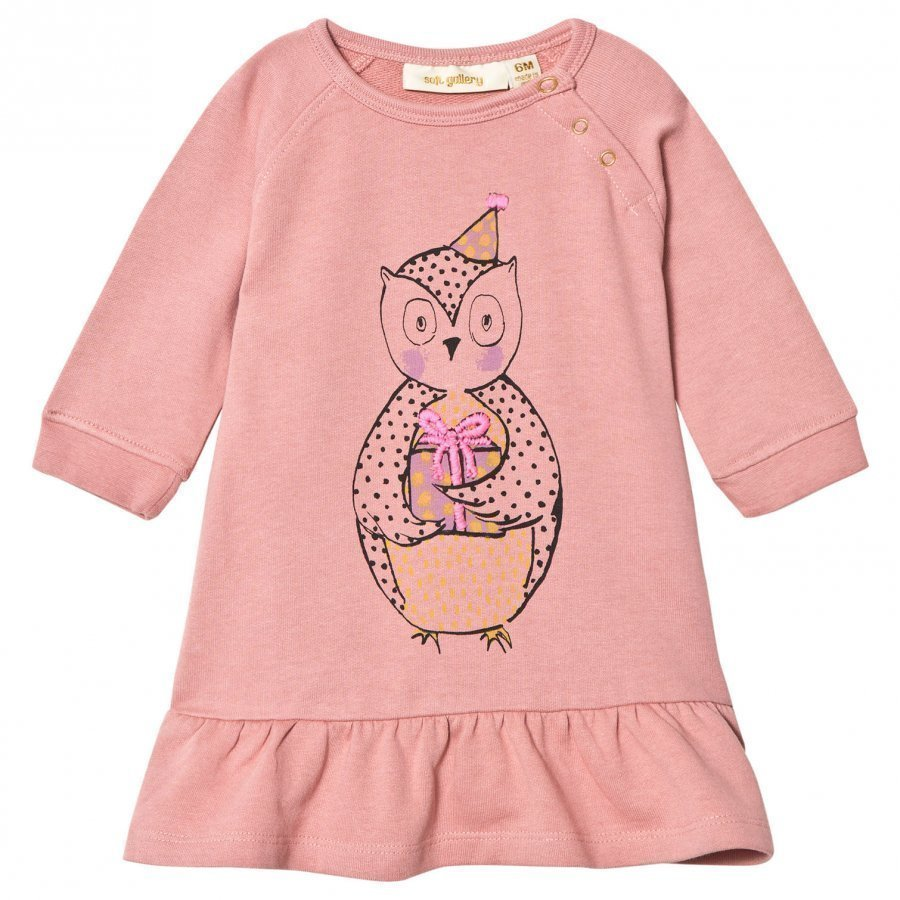 Soft Gallery Krista Dress Rosette Partowl Mekko