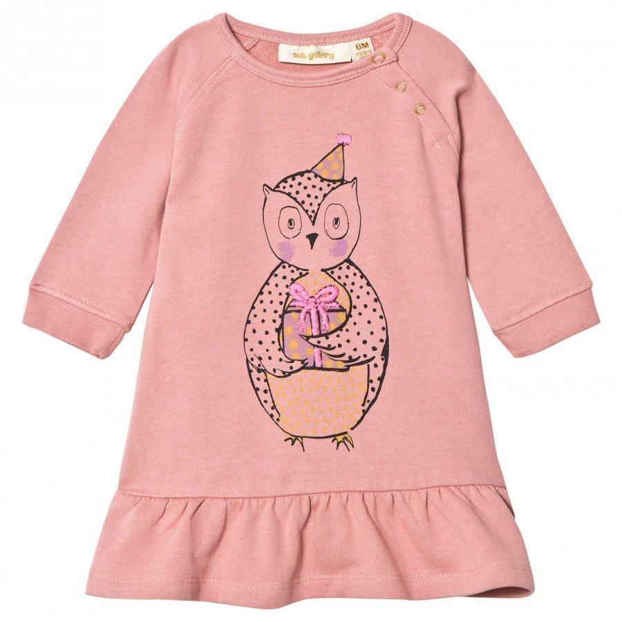 Soft Gallery Krista Dress Rosette Partowl Mekko