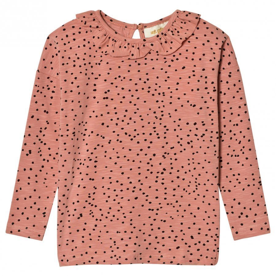 Soft Gallery Liana Long Sleeve Tee Rose Dawn Pitkähihainen T-Paita