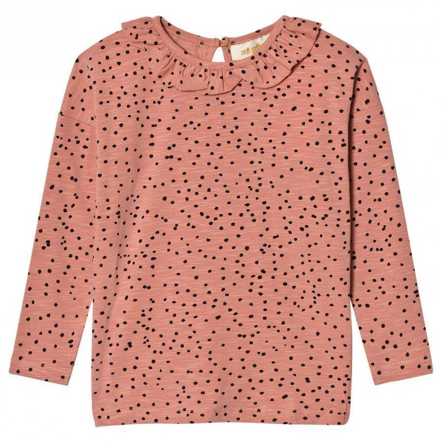 Soft Gallery Liana Long Sleeve Tee Rose Dawn Pitkähihainen T-Paita