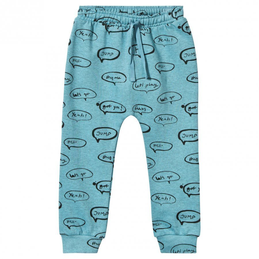 Soft Gallery Meo Sweat Pants Cameo Blue Verryttelyhousut