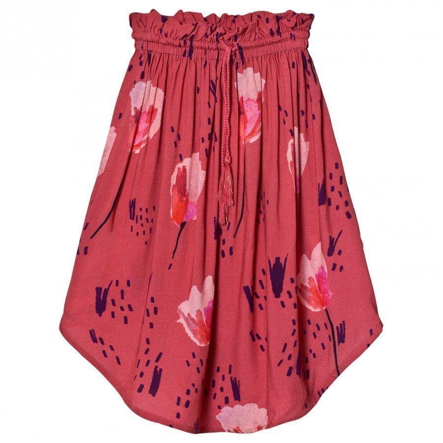 Soft Gallery Neva Skirt Faded Rose Maxihame