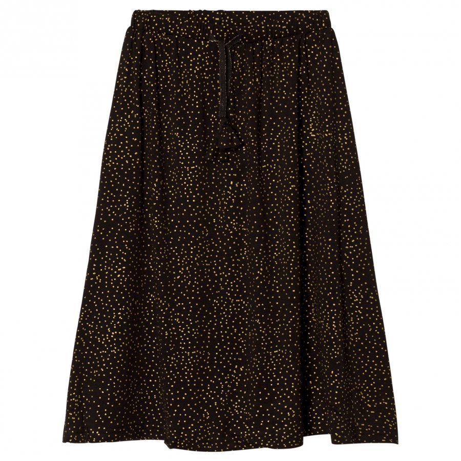 Soft Gallery Paige Skirt Jet Black Maxihame