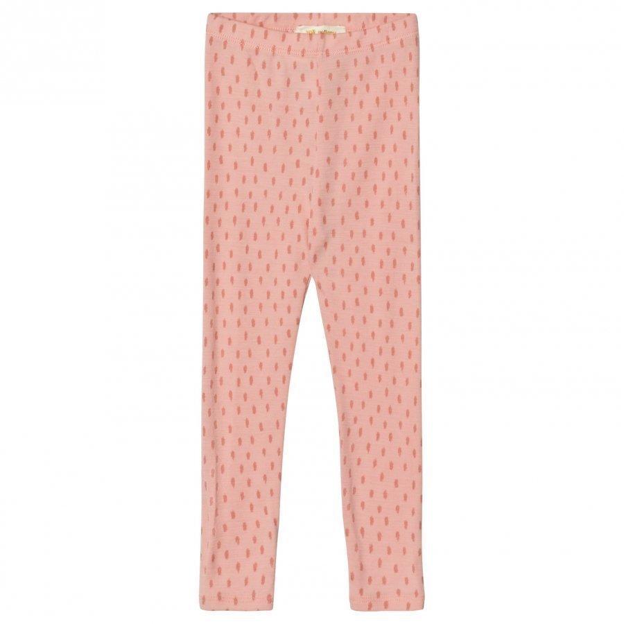 Soft Gallery Paula Leggings Wool Dusty Pink Legginsit