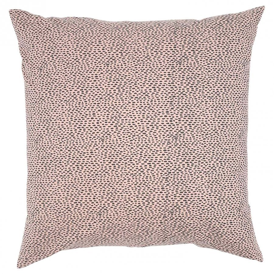 Soft Gallery Pebbles Big Pillow Case Silver Pink Tyyny