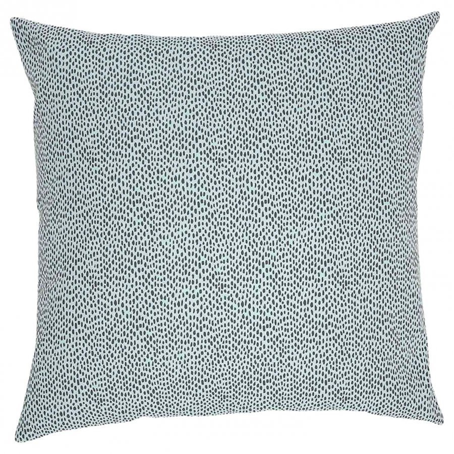 Soft Gallery Pebbles Big Pillow Case Sterling Blue Tyyny