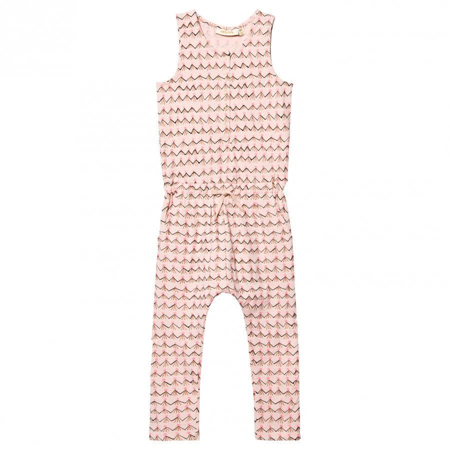 Soft Gallery Serpentine Jumpsuit Scallop Shell Potkupuku