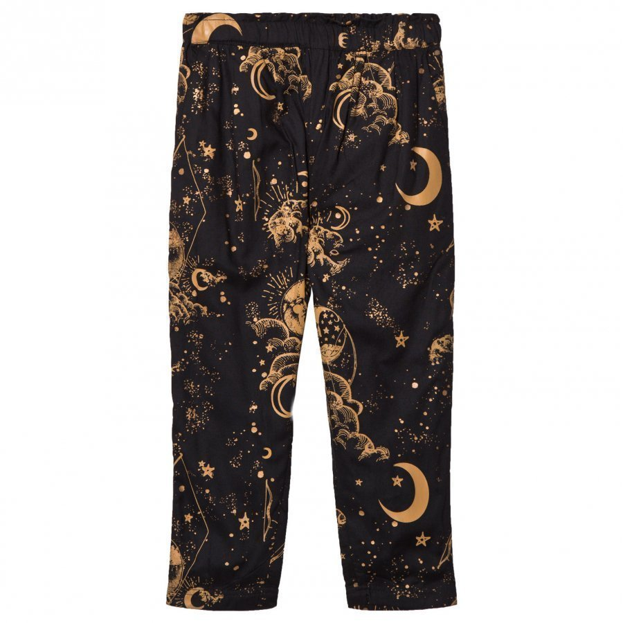 Soft Gallery Yaya Pants Jet Black Housut