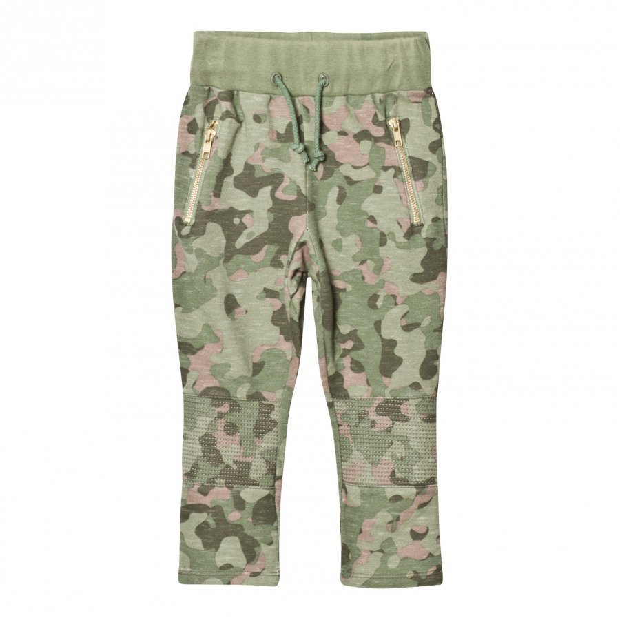 Someday Soon Dessert Pants Camo Verryttelyhousut