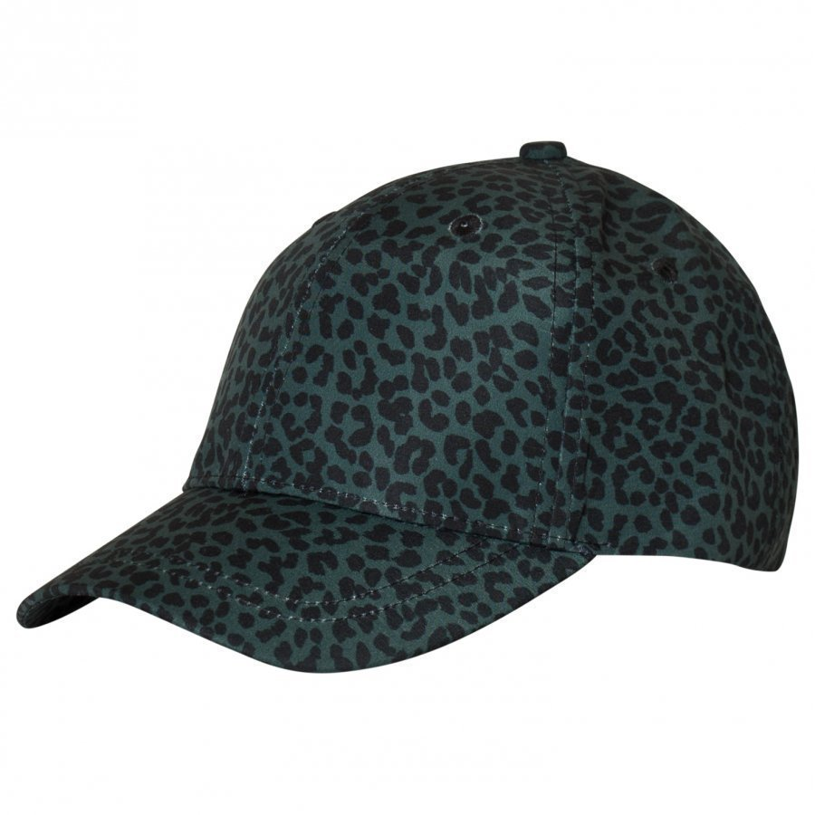 Someday Soon Jonas Baseball Cap Green Lippis
