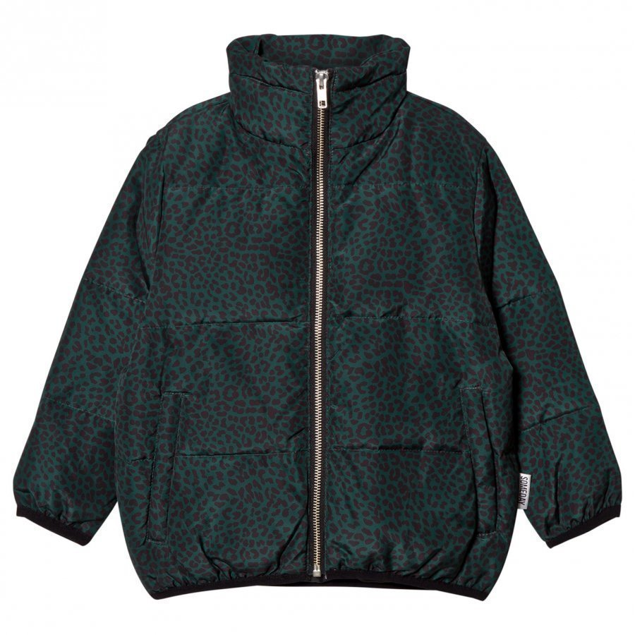 Someday Soon Thor Jacket Green Bomber Takki