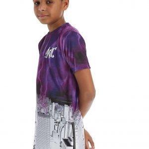Sonneti Attach T-Shirt Violetti