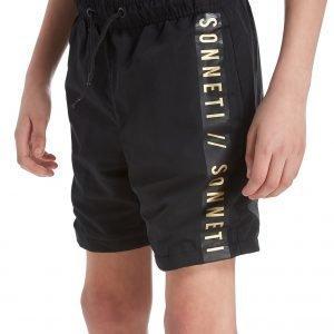 Sonneti Dane Swim Shorts Musta