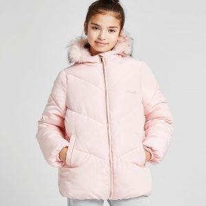 Sonneti Girls' Bubble Jacket Vaaleanpunainen