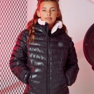 Sonneti Girls' Pheonix Jacket Musta