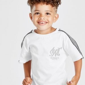 Sonneti Mini Paxon T-Shirt Valkoinen