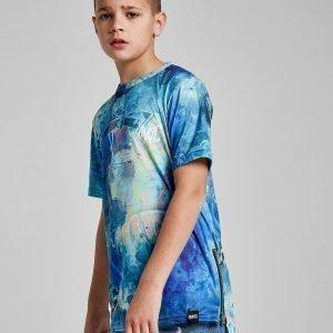 Sonneti Tagger T-Shirt Sininen