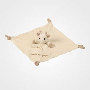 Sophie The Giraffe Comforter With Soother Holder Uniriepu