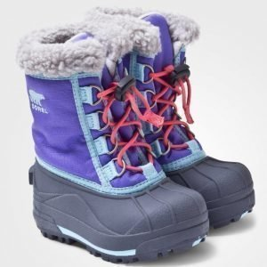 Sorel Cumberland Purple Lotus Nilkkurit