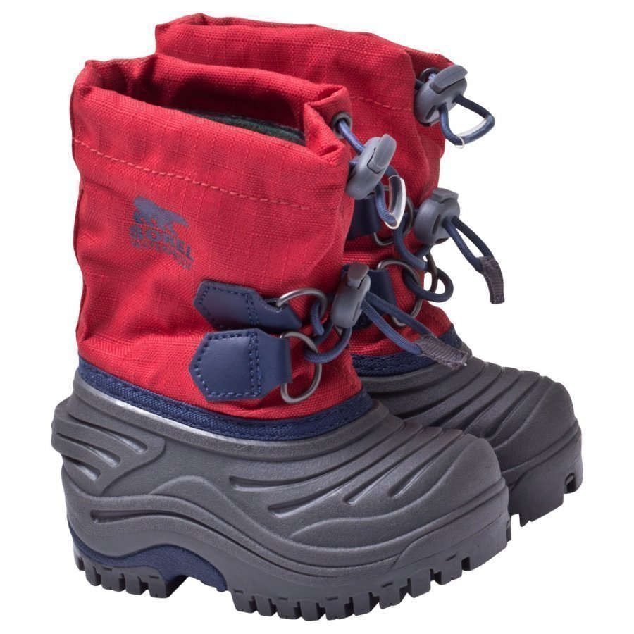 Sorel Super Trooper Juicy Nocturnal Nilkkurit