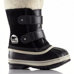 Sorel Talvisaappaat 1964 Pac Strap Kids Black