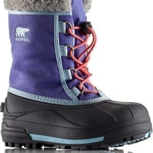 Sorel Talvisaappaat Cumberland Kids Purple Lotus