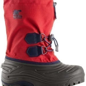 Sorel Talvisaappaat Super Trooper Kids Juicy/Nocturnal