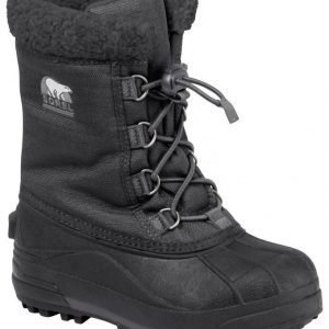 Sorel Varsikengät Youth Cumberland Black