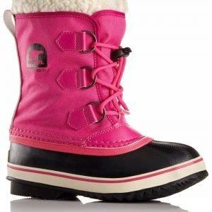 Sorel Yoot Pac Nylon Talvikengät Pink