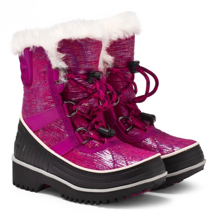 Sorel Youth Tivoli Saappaat Tropic Pink Talvisaappaat