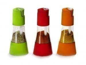 SpiceShot mausteannostelija Punainen