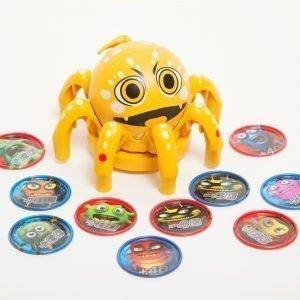 Spider Spin Evil Pelimerkki