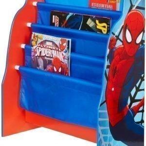 Spiderman Kirjahylly lokeroilla