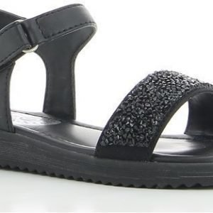 Sprox Sandaalit Musta