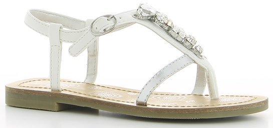 Sprox Sandaalit White