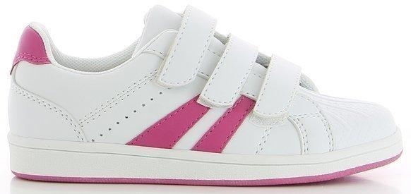 Sprox Tennarit Valkoinen/Vaaleanpunainen