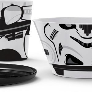Star Wars Astiasetti 3 osaa Stormtrooper
