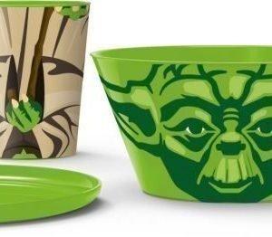 Star Wars Astiasetti 3 osaa Yoda
