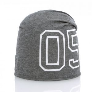 State Of Wow 05 365 Beanie Jr Pipo Harmaa / Valkoinen