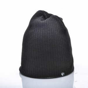 State Of Wow Cooper Jr Beanie Ohut Pipo Musta