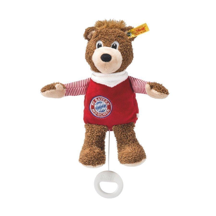 Steiff Bernie Fc Bayern Soittorasia 24 Cm