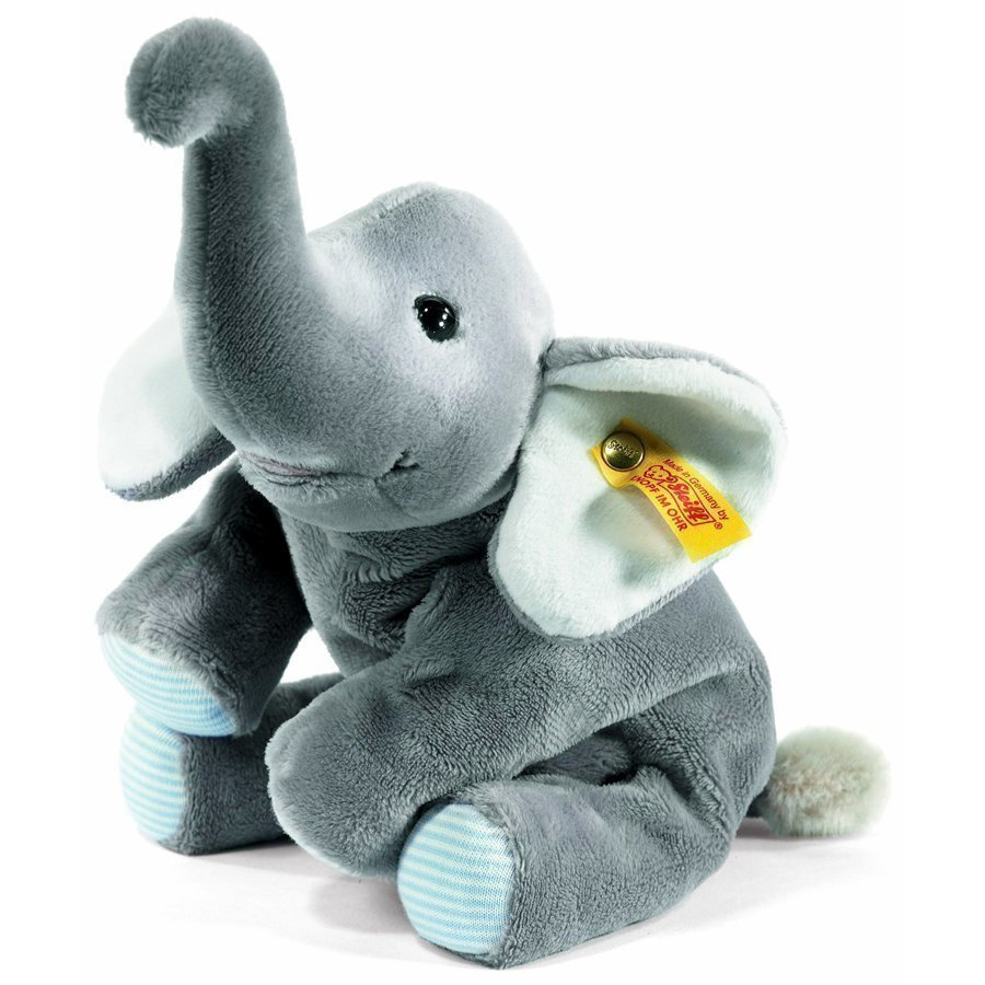 Steiff Floppy Trampili Elefantti Harmaa 22 Cm