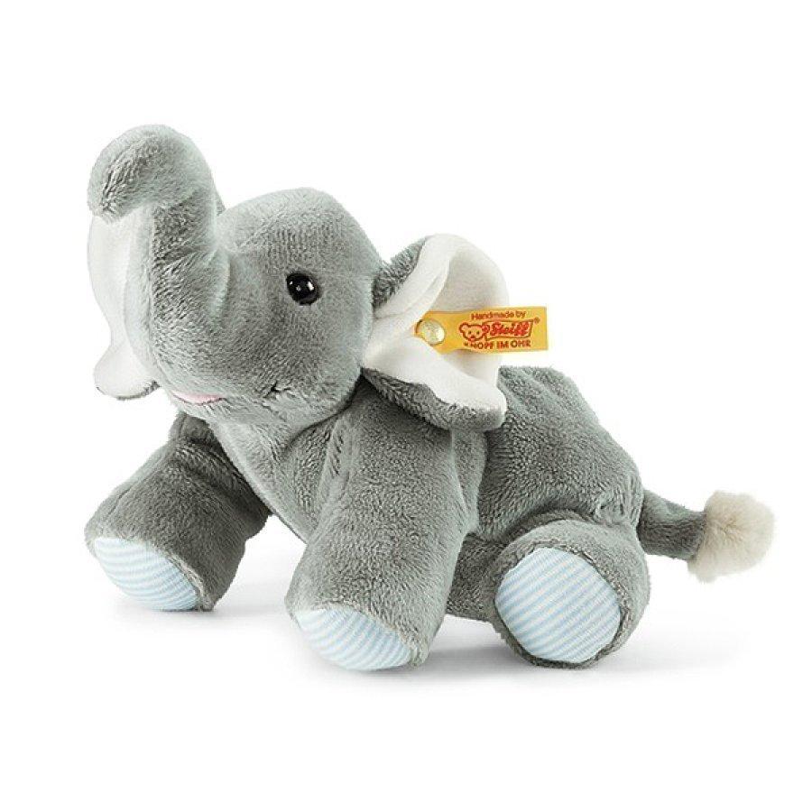 Steiff Floppy Trampili Elefantti Lämpötyyny 22 Cm