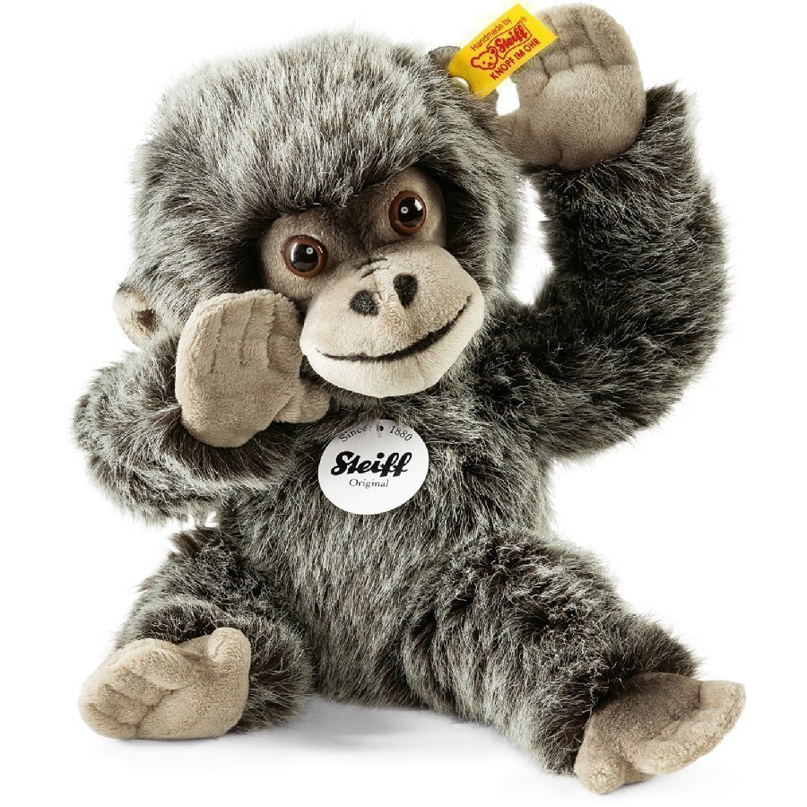 Steiff Gora Gorilla Vauva Harmaa 25 Cm