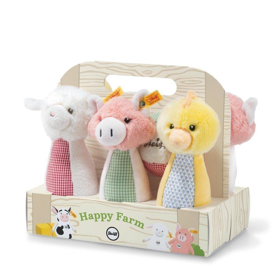 Steiff Happy Farm Keilapelisetti 7 Osainen