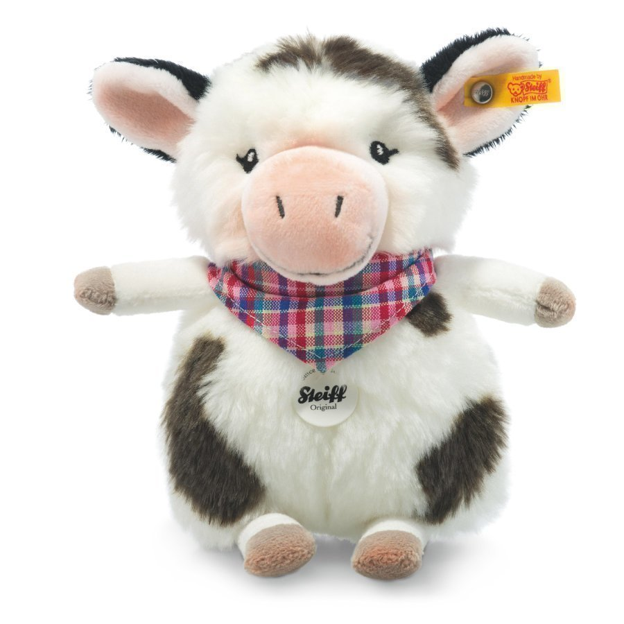 Steiff Happy Farm Mini Cowaloo Lehmä 18 Cm