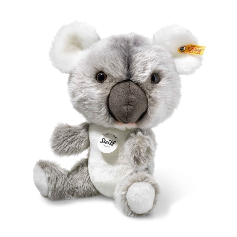 Steiff Jan Koala Harmaa / Valkoinen 22 Cm