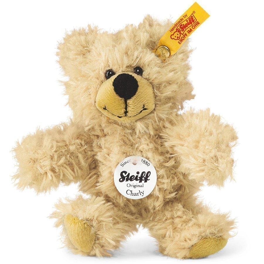 Steiff Juhla Teddy Karhu Charly 10 Cm